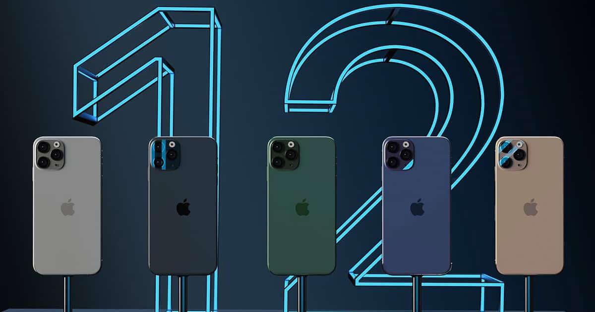 Opóźniona premiera iPhone 12