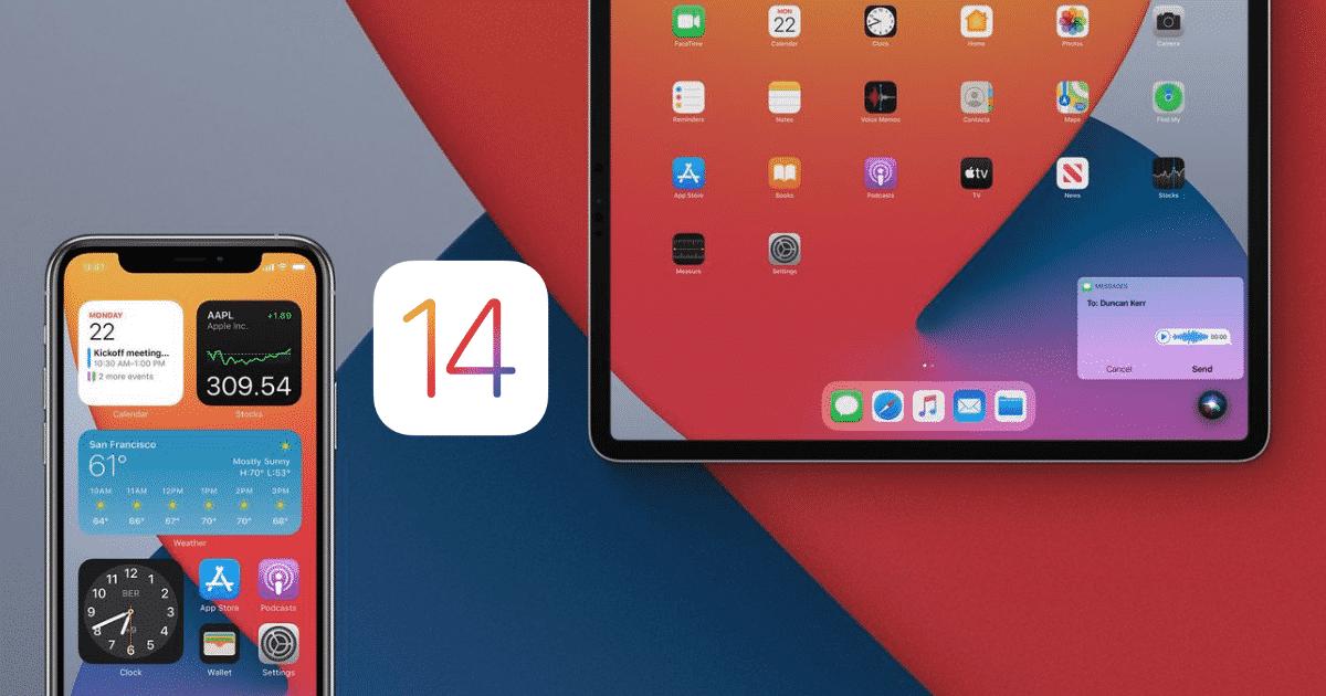 iOS14 beta